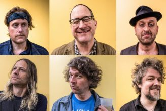 The Hold Steady Share 'Heavy Covenant' From Upcoming Open Door Policy LP