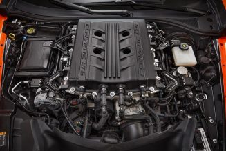 The Legendary Small-Block Chevy V-8: A Look Back at Its Highlights
