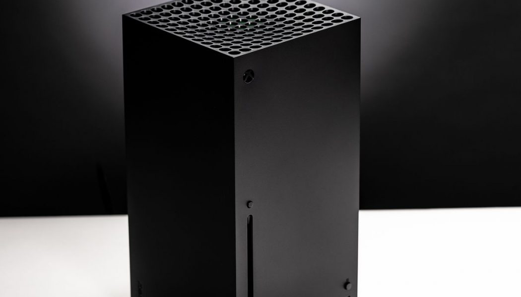 The Xbox Series X is available at Target