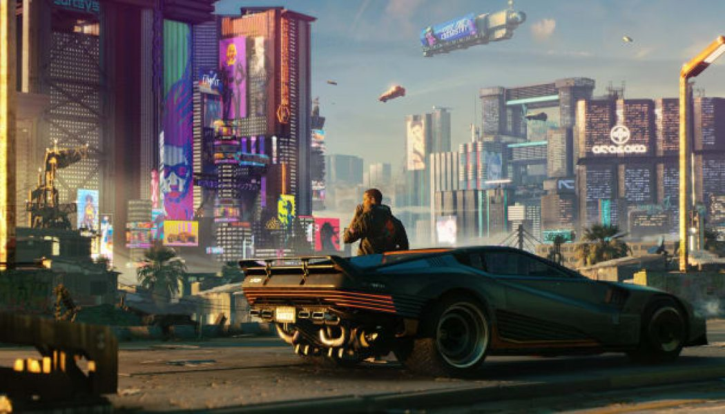 This Badass Cyberpunk-Themed Radio Site Will Make You Feel Like You're in Night City