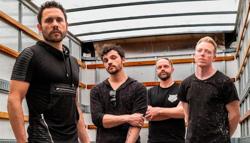 Trapt Drummer Quits Band Over Singer's MAGA Rants