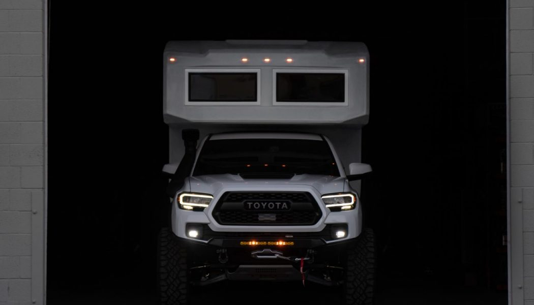 TruckHouse BCT's 2021 Toyota Tacoma Is One Luxurious Overlanding Rig