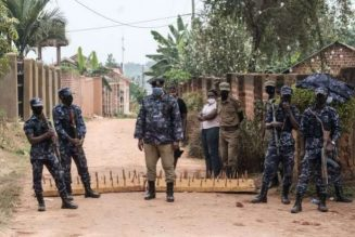 Ugandan government withdraws troops from Bobi Wine's house
