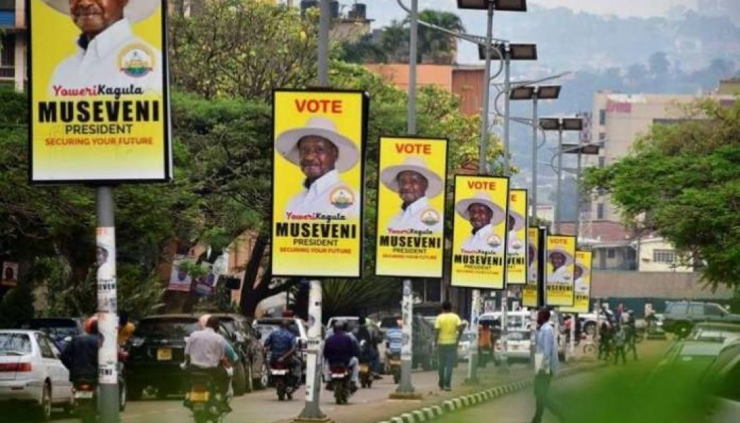 Uganda's Yoweri Museveni in commanding election lead, rival alleges fraud
