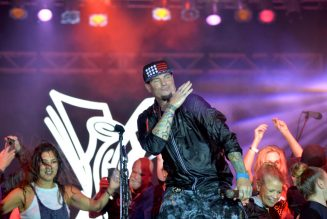 Vanilla Ice and Mike Love of the Beach Boys Performed at Maskless Mar-a-Lago New Year's Eve Party