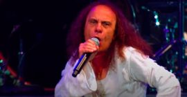 Watch DIO Perform 'Rainbow In The Dark' From 'Holy Diver Live' Reissue