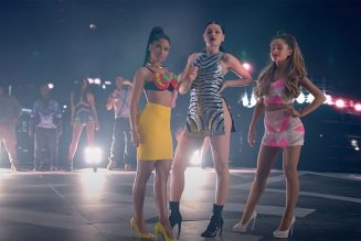 What's Your Favorite Top 10 Hot 100 Hit Featuring Three or More Female Solo Artists? Vote!