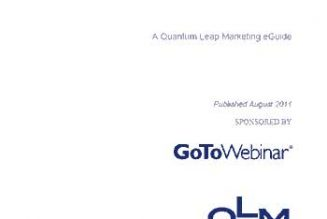 Why Companies Opt for Webinars to Reach Clients, Prospects