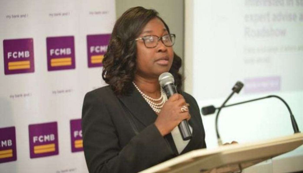 Yemisi Edun appointed acting FCMB chief