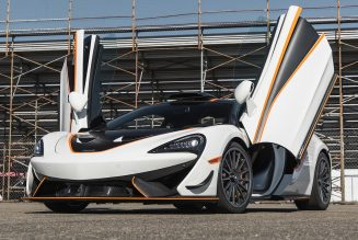 2020 McLaren 620R First Test: A Fantastic Experience Like Few Others