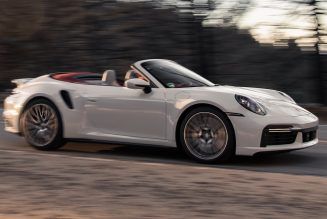 2021 Porsche 911 Turbo Cabriolet First Drive: Money Moves