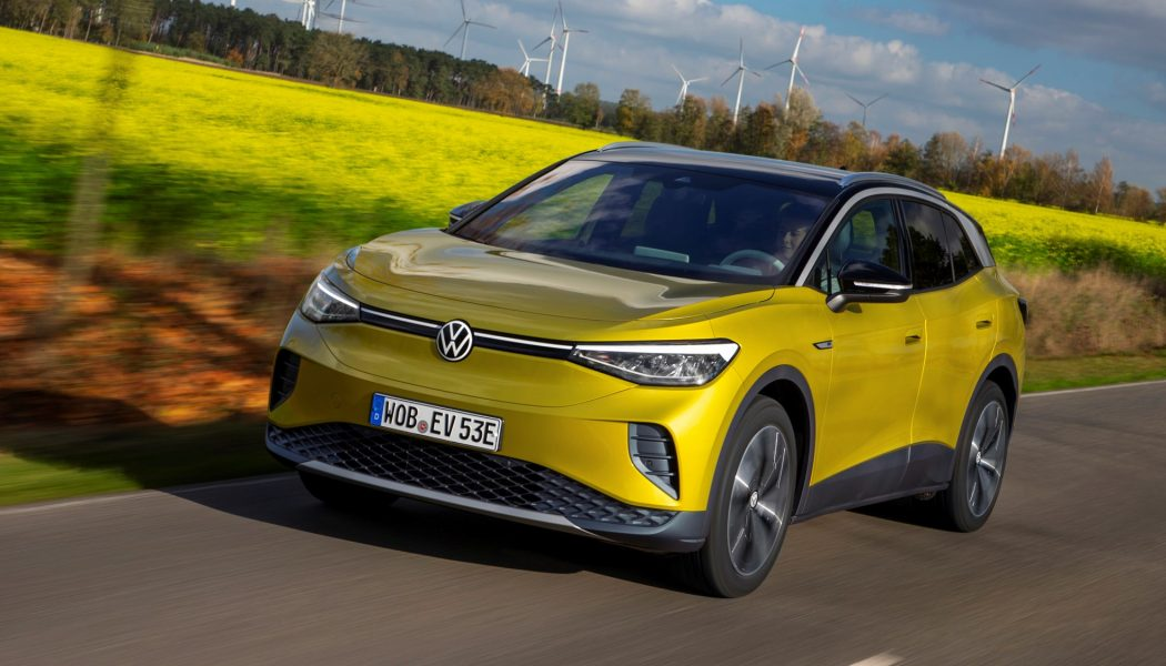 2021 Volkswagen ID4 First Test: VW's Everyday Electric SUV