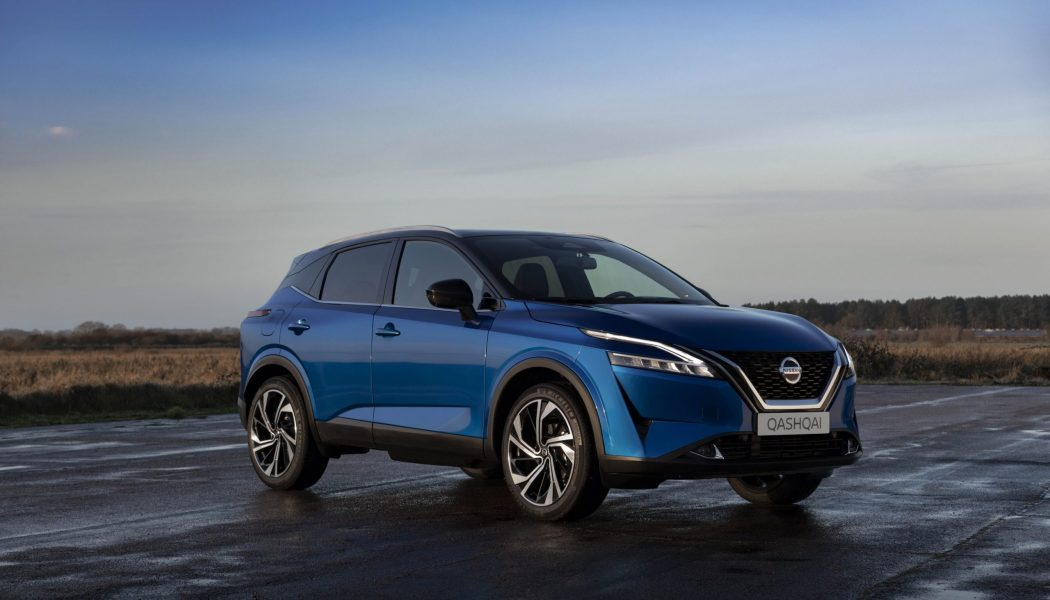 2022 Nissan Qashqai First Look: Are You the New Rogue Sport?