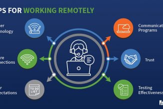 5 Steps to Secure a Work-From-Anywhere Environment