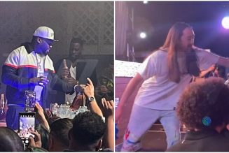 50 Cent and Steve Aoki Host Maskless Super Bowl Parties