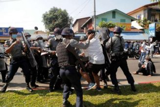 Anger over arrests in Myanmar at anti-coup protests