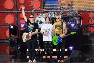 Blink-182 to Feature Grimes, Lil Uzi Vert and Pharrell on New Album