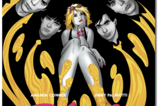 Blondie Announce New Graphic Novel Against the Odd