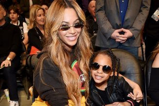 Blue Ivy Carter Stars Alongside Beyonce in Sleek 'Icy Park' Adidas Campaign Video