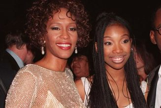Brandy Shares How Whitney Houston 'Changed My Life Forever' While Filming 'Cinderella'