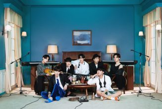 BTS Collaborate With Japanese Band Back Number For New Movie Theme 'Film Out'