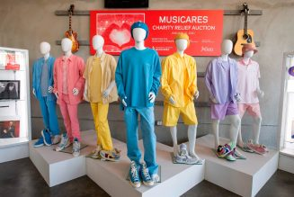 BTS 'Dynamite' Outfits Sell for $162K at Auction