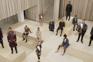 Burberry's Autumn 2021 Fashion Week Collection Is an Homage to the Great Outdoors