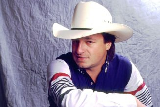 Chart Rewind: In 1991, Mark Chesnutt's 'Jukebox' Played All the Way to No. 1