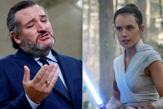 """Daisy Ridley Responds to Ted Cruz: """"I'm an Emotionally Tortured Jedi Who Doesn't Leave Their State"""""""