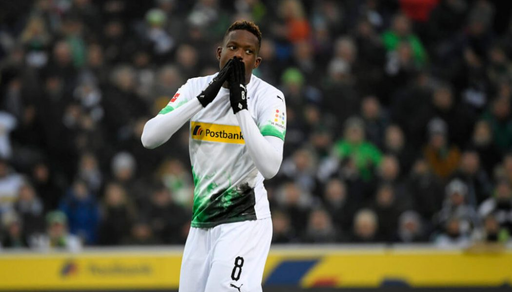 Defender misses out for Man City, Monchengladbach forward may return