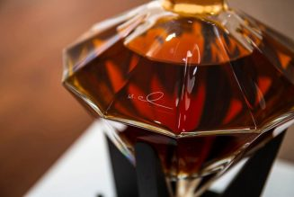 D'USSE Cognac and JAY-Z to Auction Off A Limited-Edition Bottle At Sotheby's