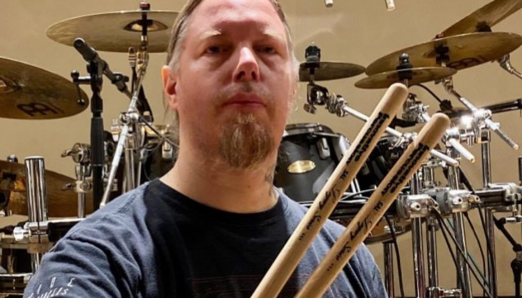 Ex-AMON AMARTH Drummer FREDRIK ANDERSSON Apologizes To His Former Bandmates For 'The Grievance' He Has Caused