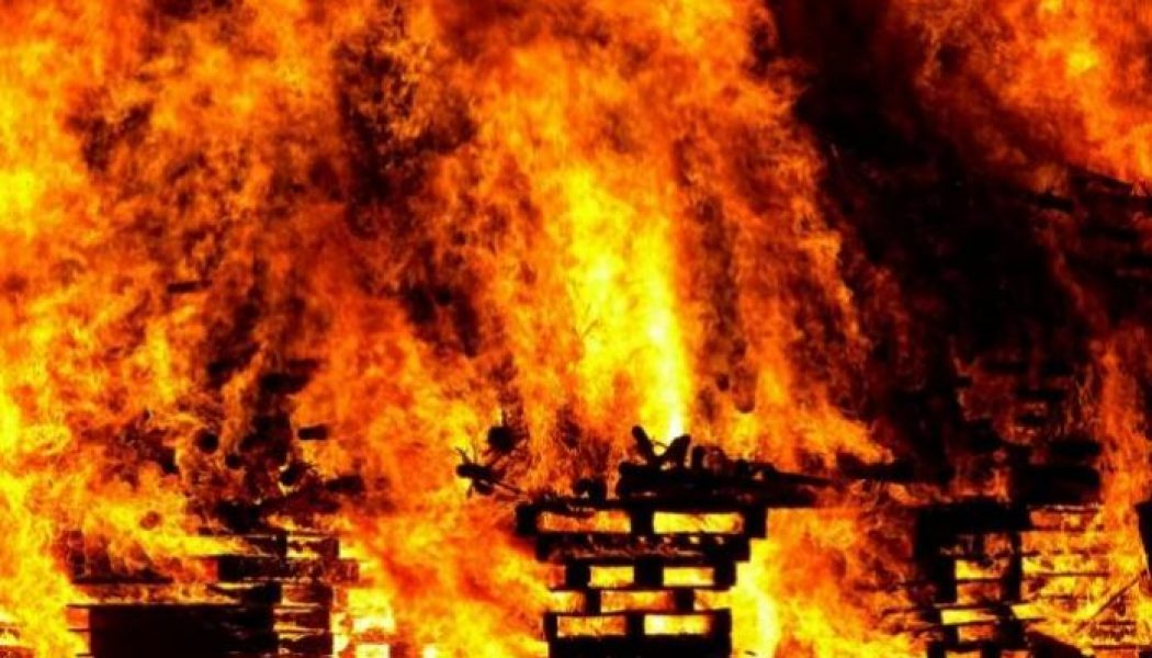 Fire guts goods worth over N35 million in Aba