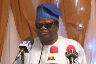 Former minister Tony Momoh passes on