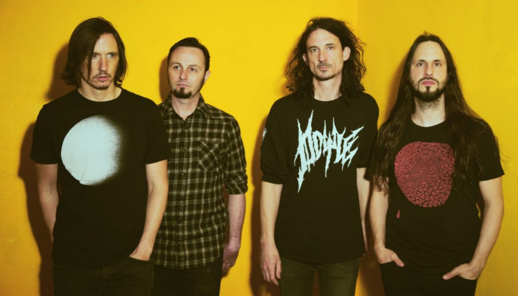 Gojira Share 'Born for One Thing' Single Ahead of Fortitude Album