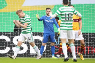 'Great performance', 'Very impressed' – Some Celtic fans lavish praise on 21-yr-old after yesterday's win