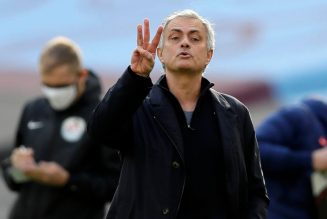 'He's lost the plot': Many Spurs fans react to what Mourinho has just said