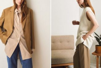 I Just Created 5 Perfect Spring Outfits From Arket's New Season Drop