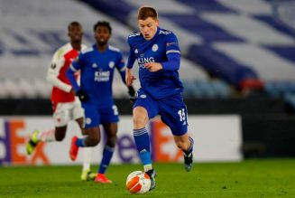Leicester attacker ready to sign new contract amid Man United and Liverpool interest