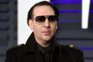 Marilyn Manson Dropped by Longtime Manager Tony Ciulla: Report