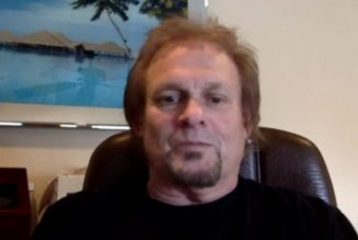 MICHAEL ANTHONY Says EDDIE VAN HALEN Tribute Concert Will Be 'A Great Celebration'