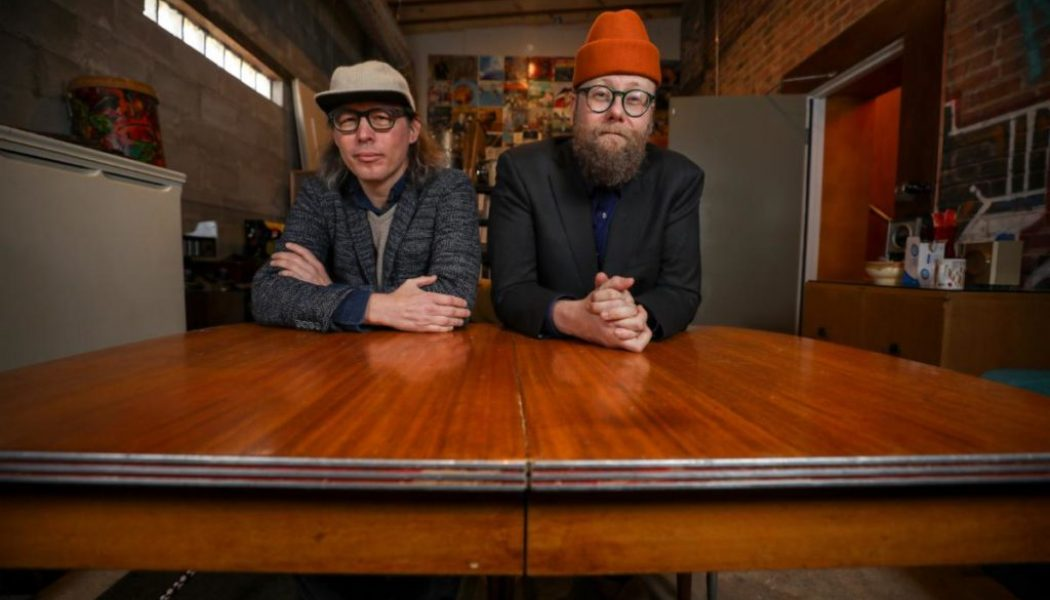 Mike Doughty-Led Ghost of Vroom Drops Single From Upcoming Album