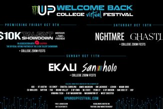 Monster Energy Up & Up Festival Announces New Competition, Performances by Kaskade, Subtronics, More [Exclusive]