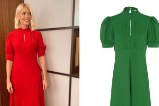 M&S and Finery Launch a Limited-Edition Collection that Holly Willoughby Would Love
