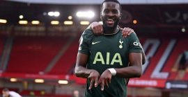 Ndombele reveals the seven words Levy told him when he demanded Spurs exit