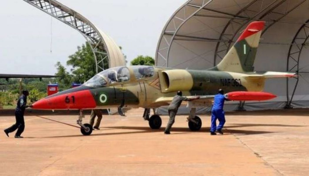 Nigerian Airforce jets kill more bandits in Kaduna forests