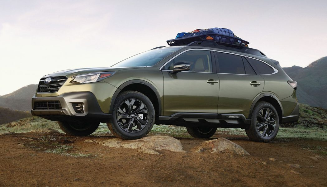 """Off-Road Subaru Outback, Forester """"Wilderness"""" Models Closer to Reality"""