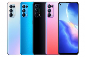 OPPO Reno 5 Series Officially Launches in Kenya