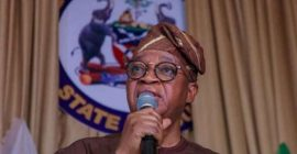 Osun governor condemns ethnic colouration in fight against terrorism