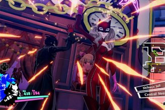 Persona 5 Strikers is a perfect excuse to reunite with the Phantom Thieves